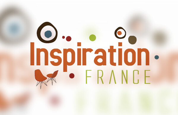 Logo Design for Inspiration France – first proposal