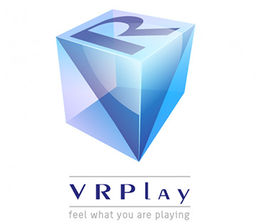 VR play New 3D Cube logo for Game makers