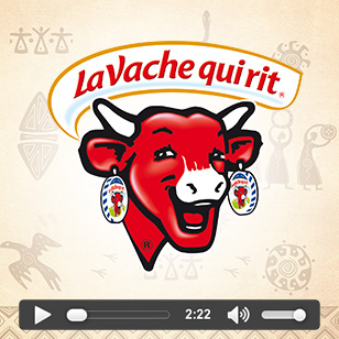 La Vache qui rit – Réalisation Video sur After effects + Soryboard + Montage