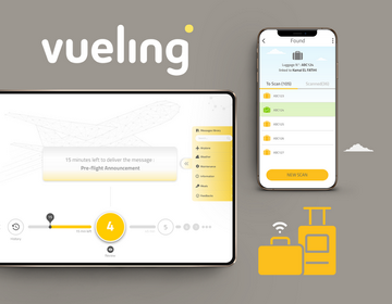 Veuling – Airplane Tracking bags mobile app – to solve lost of bags