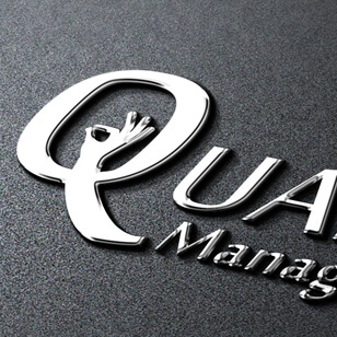 QUALITY LOGO DESIGN for (Quality Management)
