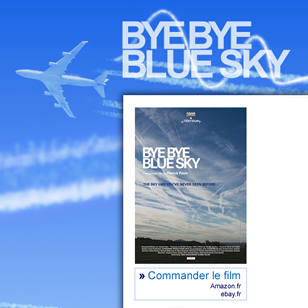 Bye Bye Blue Sky – Web design (Film Documentary)