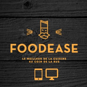 Foodease – Restaurents UX UI Mobile app