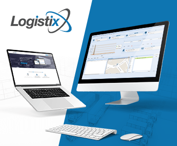 Logistix TMS Solution – UX UI Back-office + Mobile App + Print Elements